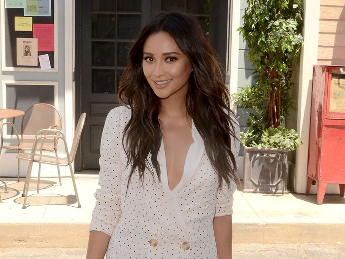 Shay Mitchell advice for new moms and expecting moms