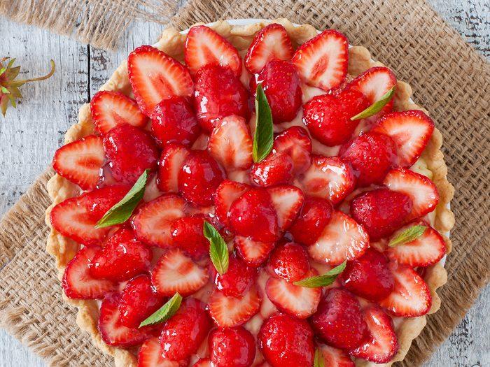 fridge-friendly recipes | Strawberry pie recipe