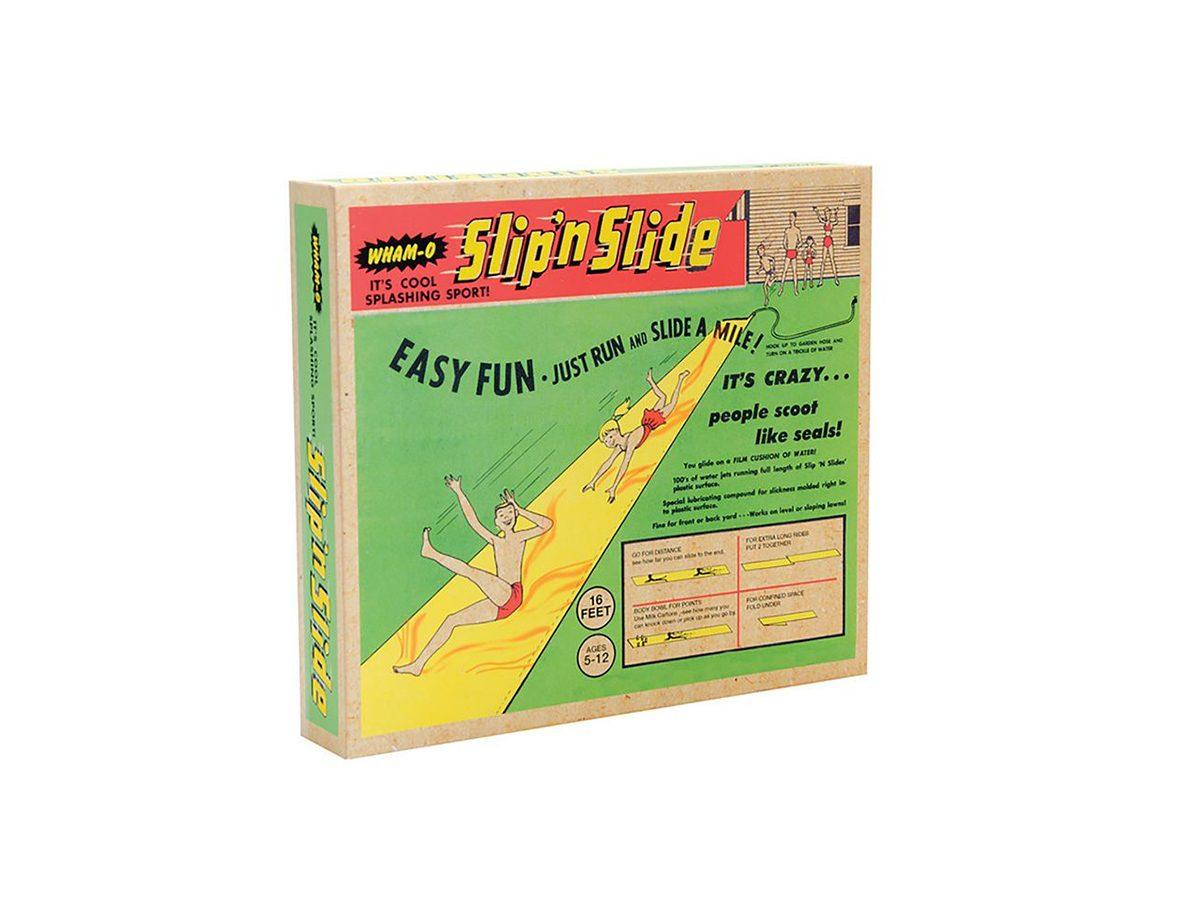 outdoor games and activities | slip n slide