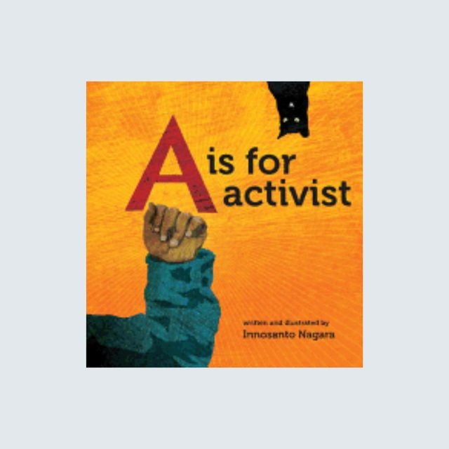 A is for Activist | kid books about race