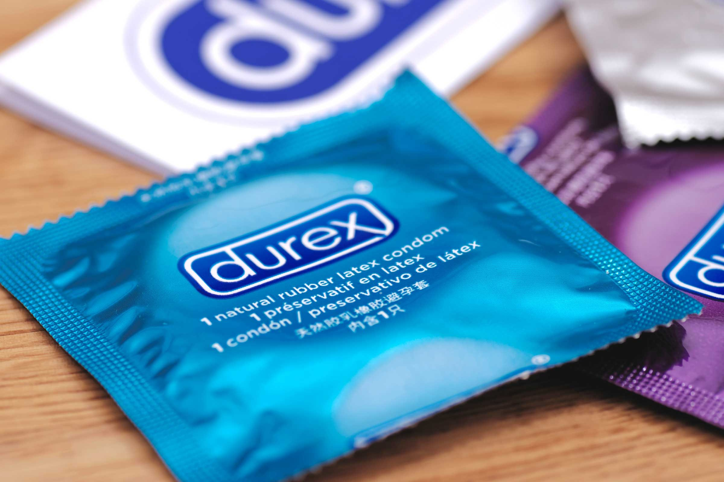 health myths gynecologists hear | condoms in wrappers