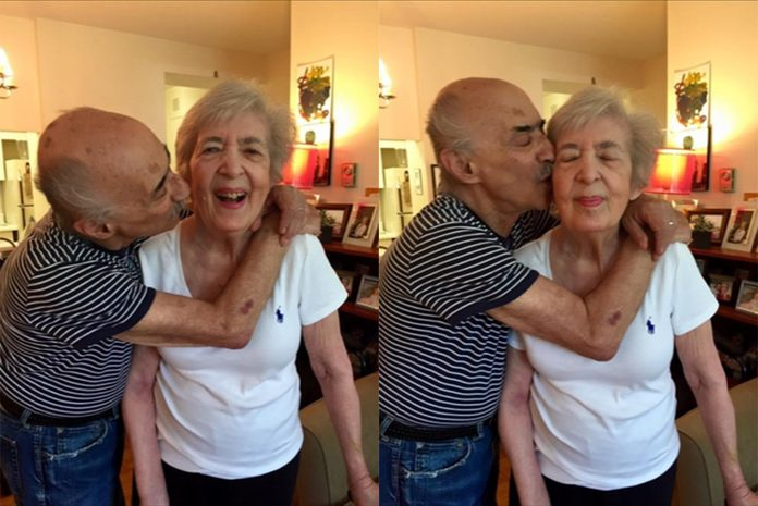 long-term care home during COVID-19 | Irv and Doreen Gershbain