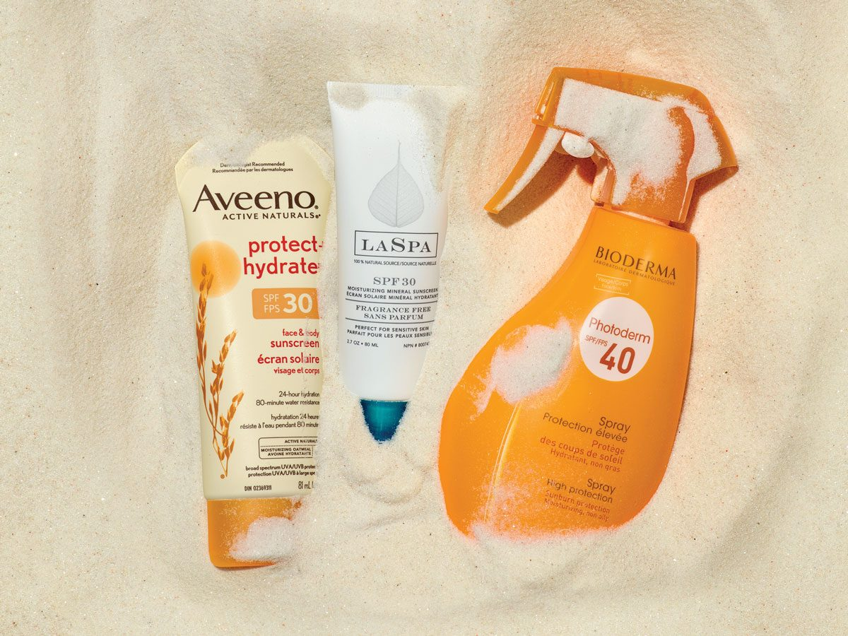 best sunscreens of 2020