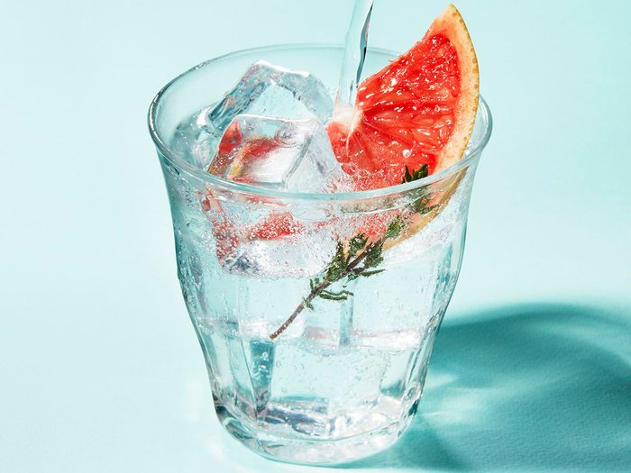 glass of water | benefits of water
