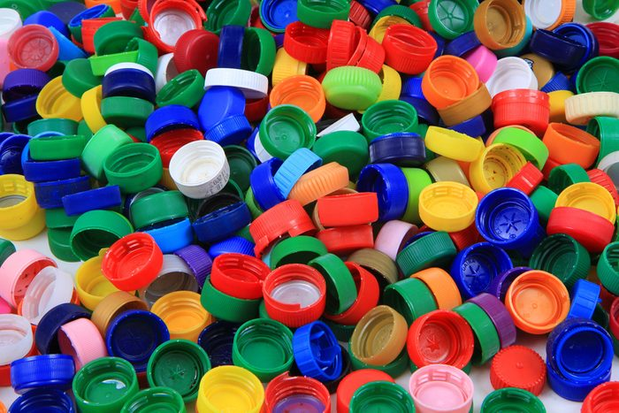 things that wreck your teeth | plastic bottle caps