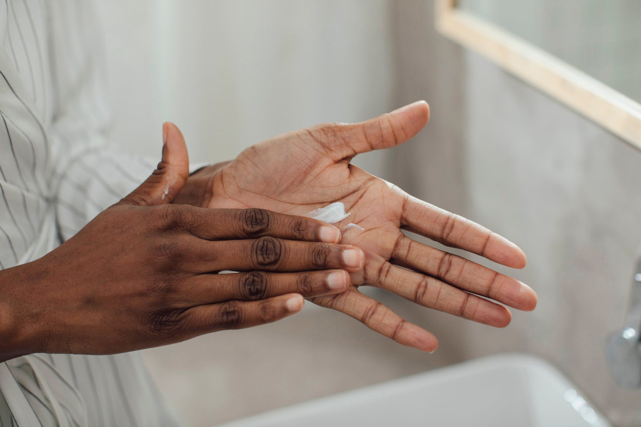 skin says about your health | nails