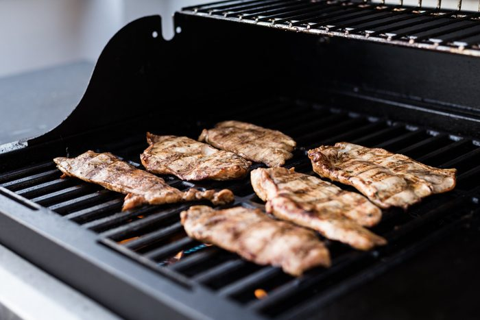 healthier grilling | turkey on the grill