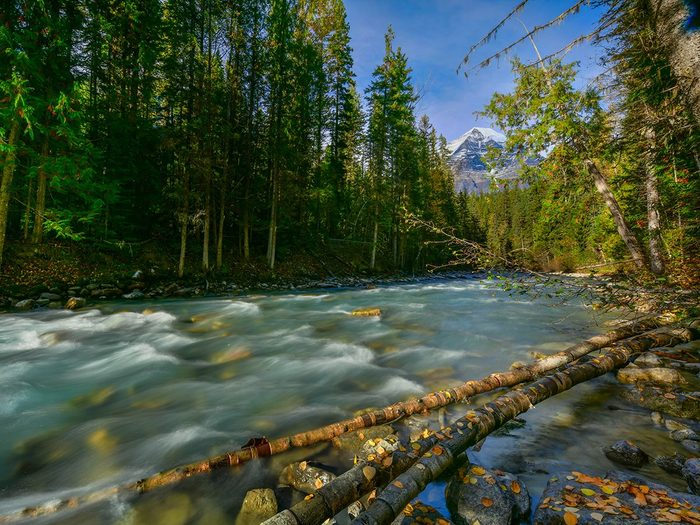 Best hikes in Canada - Kinney Lake Trail