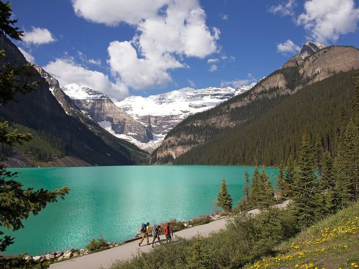 Best hikes in Canada - Lake Louise Hike