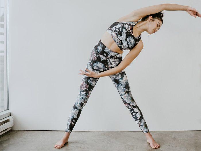 Canadian yoga wear | daub + design