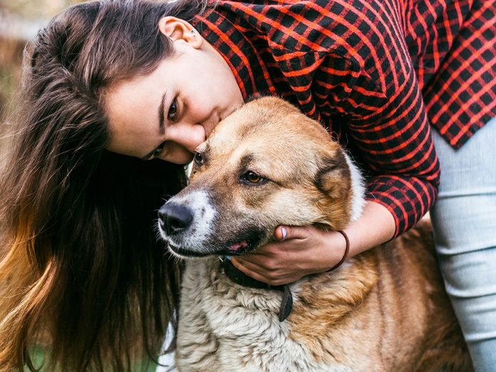 mental health benefits of owning a pet