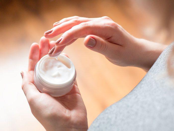 skin care reactions | cream