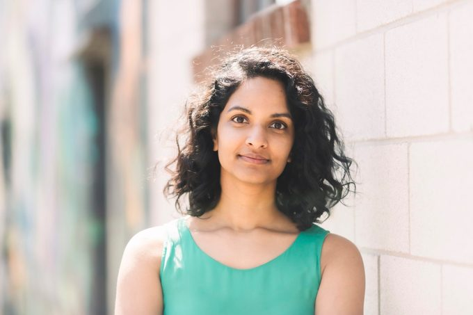 Author and journalist Dakshana Bascaramurty