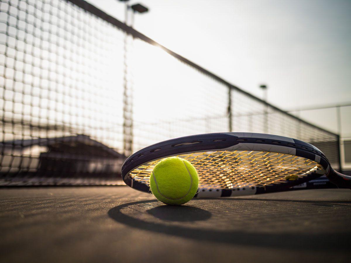 social distancing sports   tennis