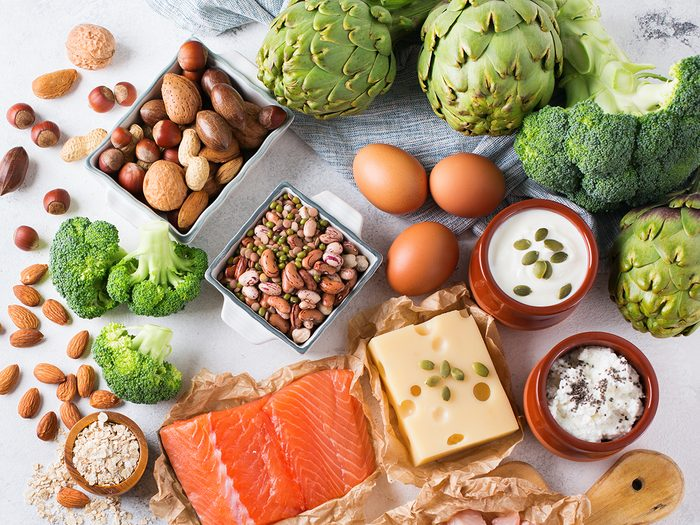 healthy protein sources