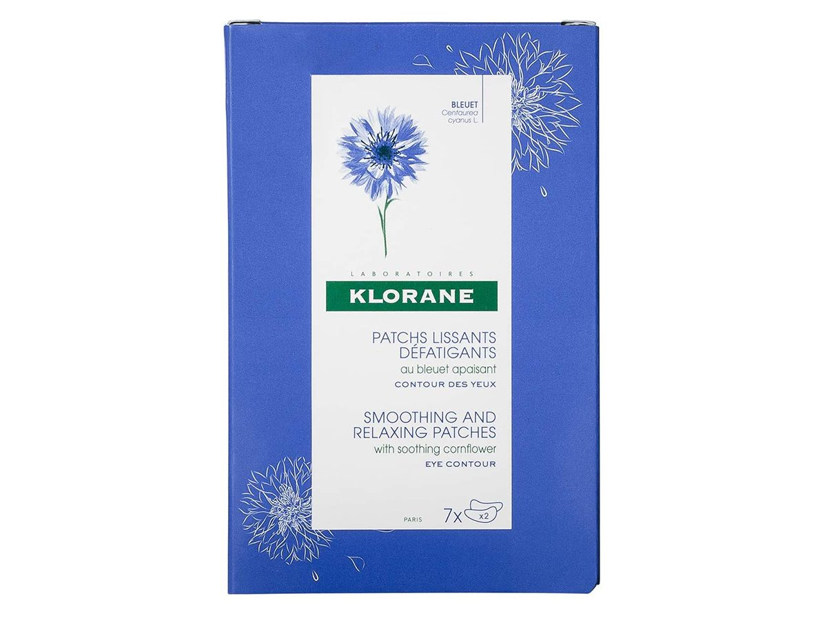 klorane eye patches   treat and prevent fine lines around eyes