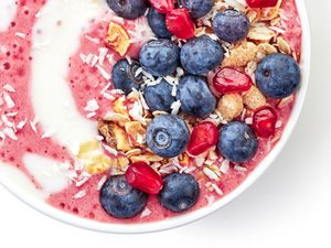 This Nutritious Beet Yogurt Bowl Is as Tasty as It Is Instagram-Worthy