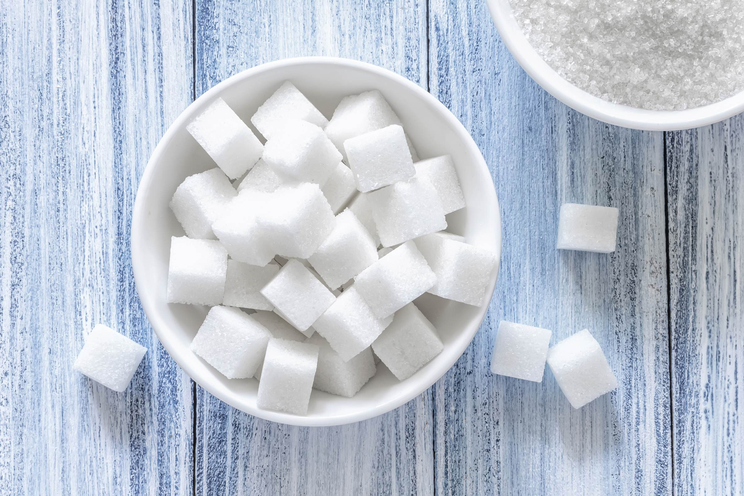 foods that lower your libido   a bowl of sugar cubes