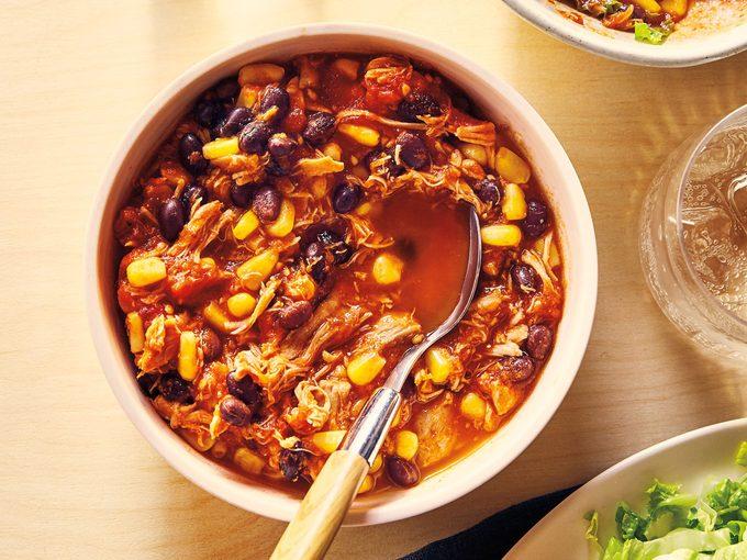 stress-free cooking | chili recipe