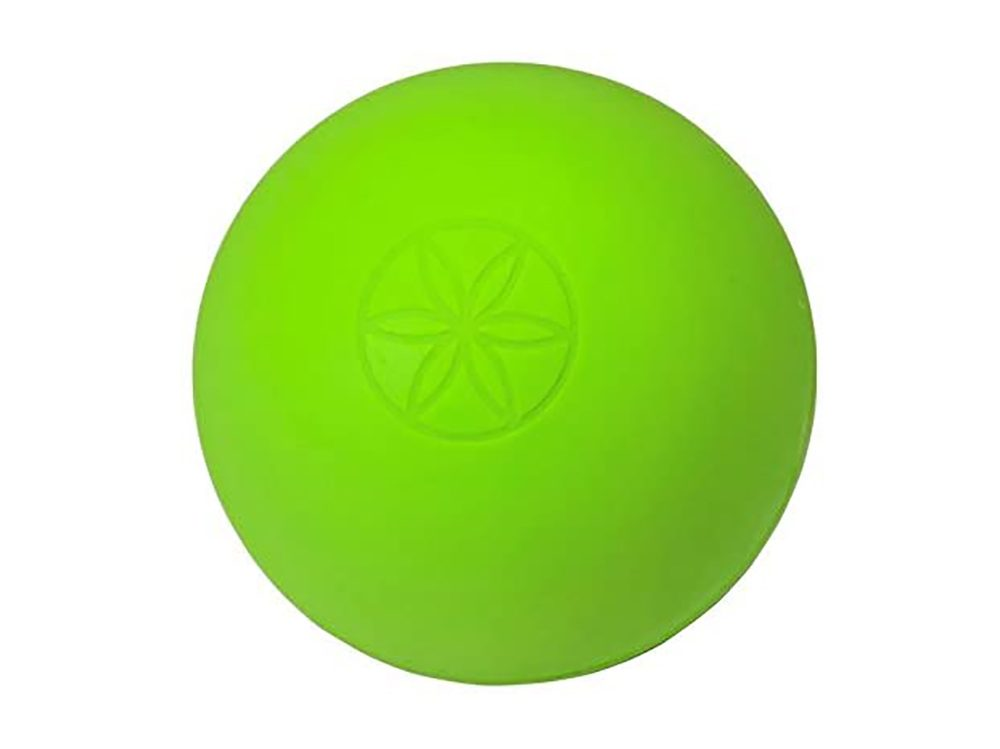 at-home massage tool   gaiam ball