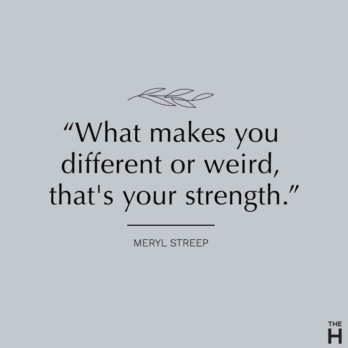 meryl streep   body-positive quotes