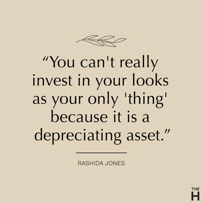 rashida jones   body-positive quotes