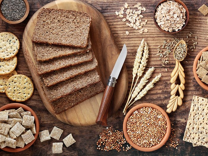 whole grains   reduce risk colorectal cancer