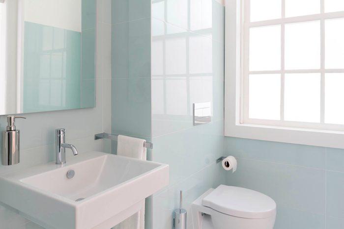 fall allergies | bathroom