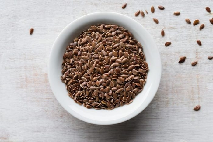 flaxseeds | bowl of flaxseeds | nutrition risks