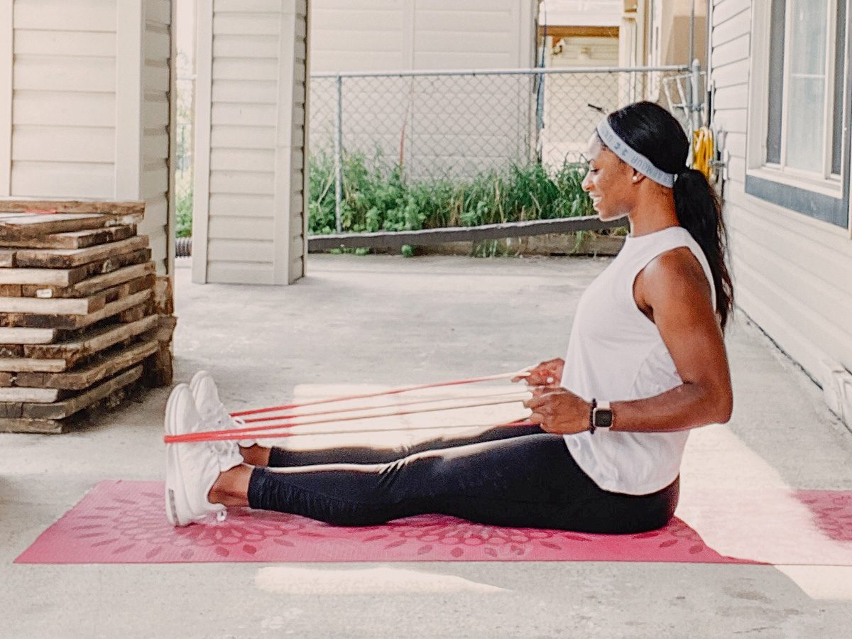stretches for heart health