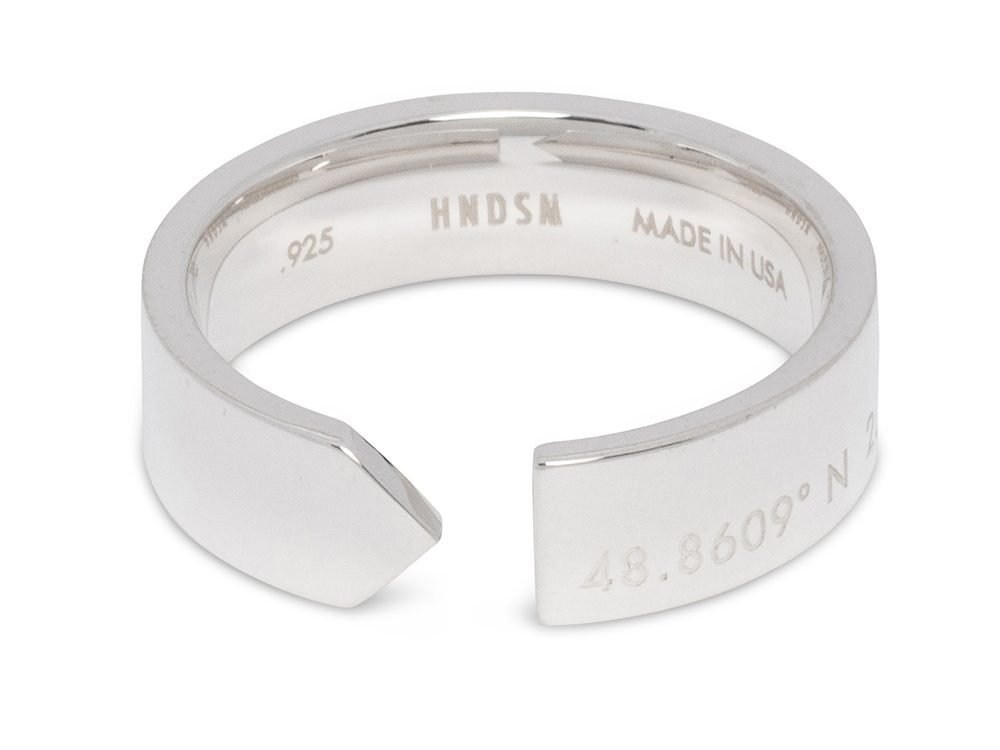HNDSM Paris ring | wellness gifts | best health gift guide
