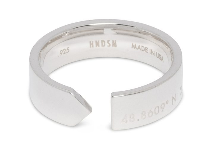 HNDSM Paris ring   wellness gifts   best health gift guide