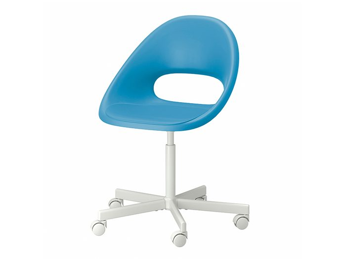 Ikea swivel desk chair   wellness gifts   best health gift guide