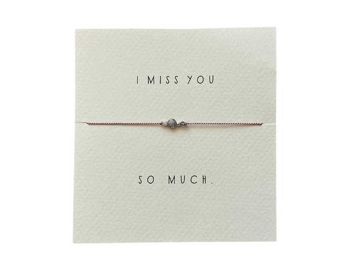 I Miss You bracelet   wellness gifts   best health gift guide