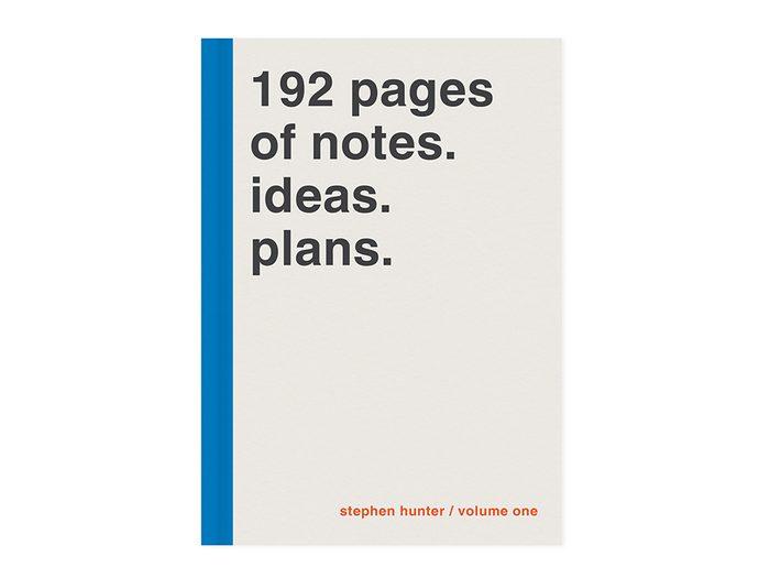 Papier notebook   wellness gifts   best health gift guide