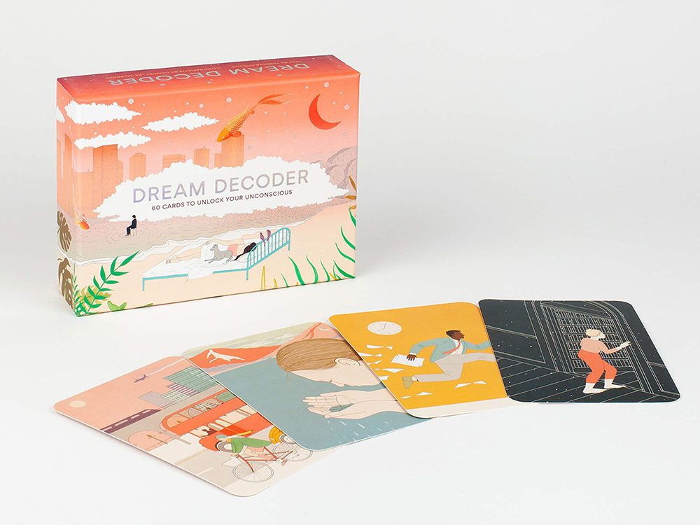 dream decoder i heart scout | wellness gifts | best health gift guide