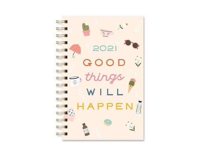 I Heart Scout planner   wellness gifts   best health gift guide