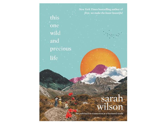 This One Wild and Precious Life Indigo book   wellness gifts   best health gift guide