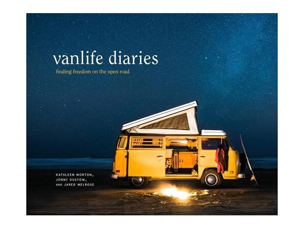 Vanlife Diaries book | wellness gifts | best health gift guide