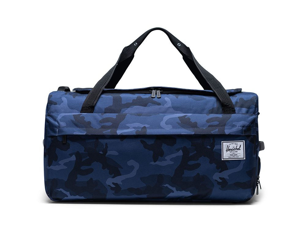 Herschel weekend bag | wellness gifts | best health gift guide