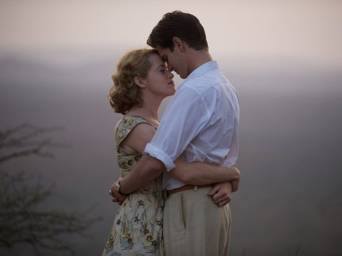 Romantic movies on Netflix - Breathe