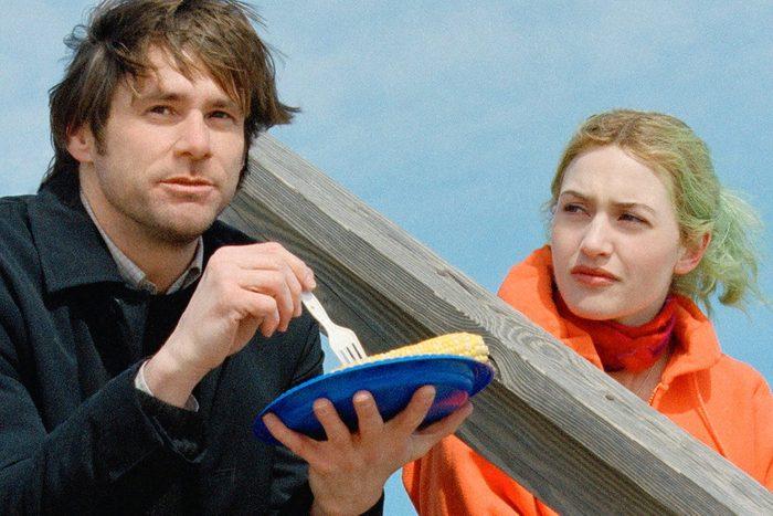 Romantic movies on Netflix - Eternal Sunshine of the Spotless Mind