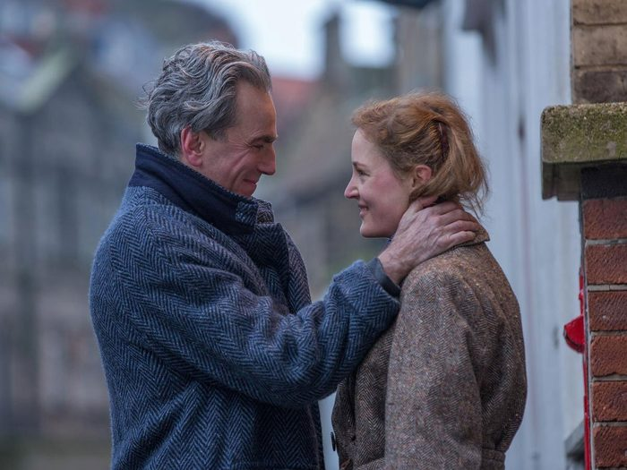 Romantic movies on Netflix - Phantom Thread