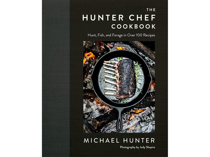 cover of the hunter cookbook by michael hunter