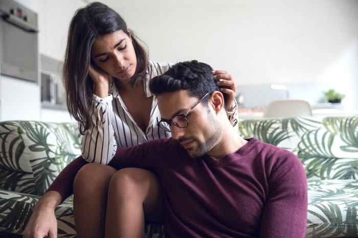 relationship depression | Young Couple Having Fun At Home 2
