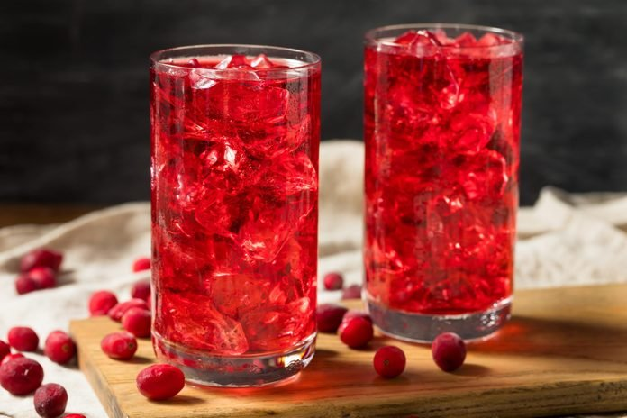 does cranberry juice help yeast infections? | Cold Refreshing Organic Cranberry Juice Cocktail