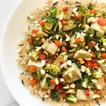 The High Protein Vegan Recipe This Dietitian Loves