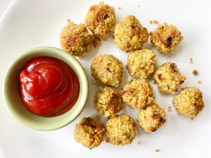 A Recipe for Millet Tots This Nutritionist Loves