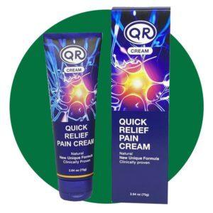 Qr Cream Quick Relief Pain Cream