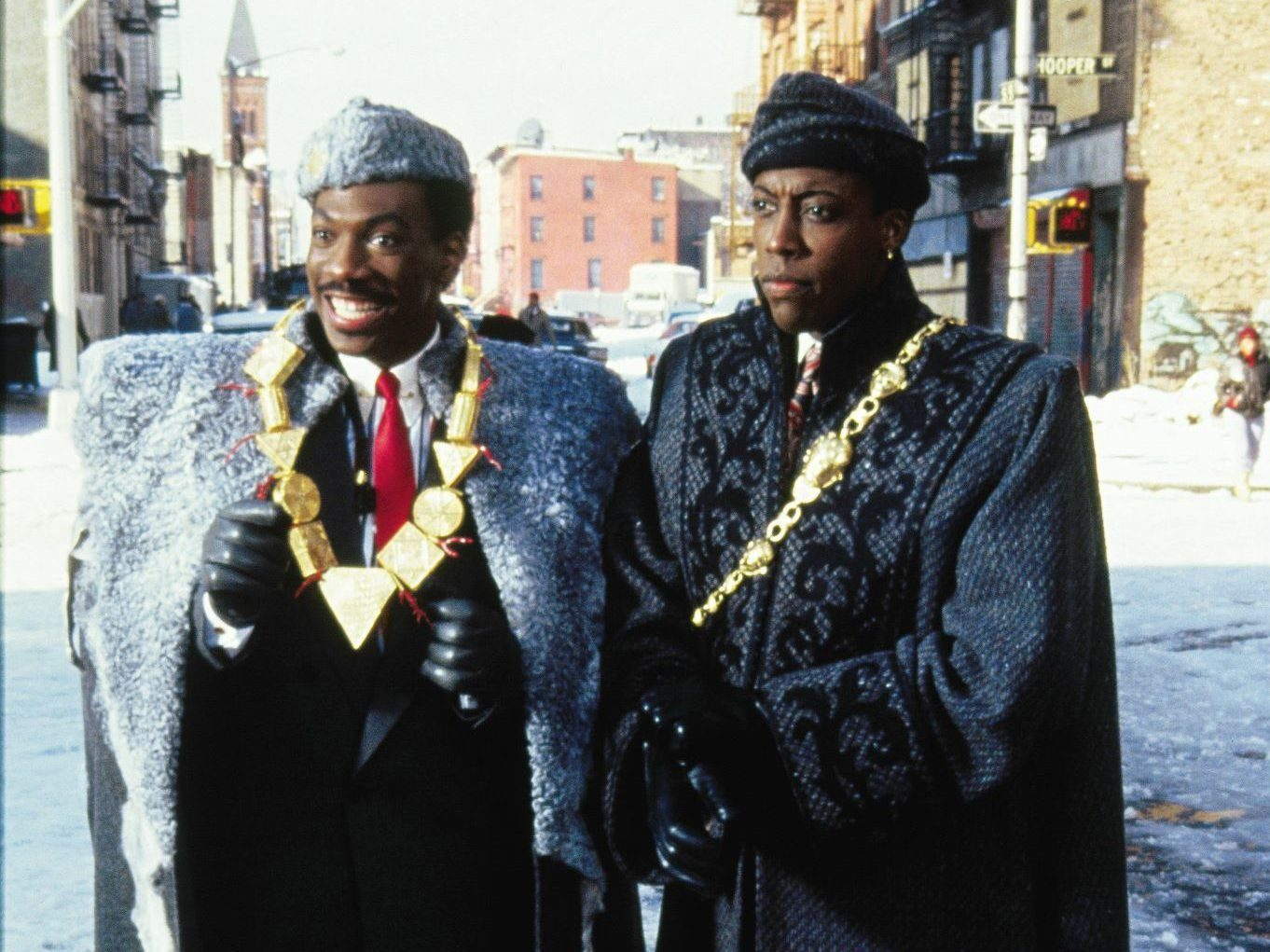 Best rom-coms on Netflix - Coming to America